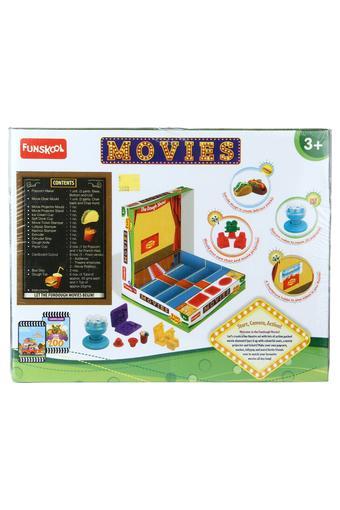 Kids Movies Fun Dough