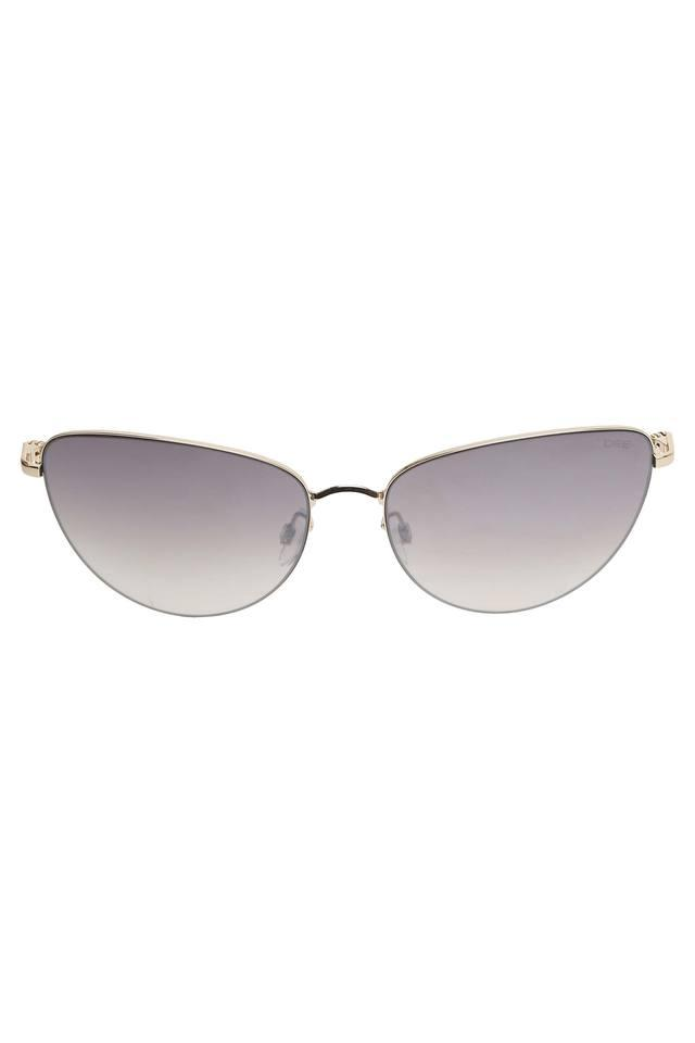 Womens Gradient and UV protected Lens Cat Eye Sunglasses - IDS2497C1SG
