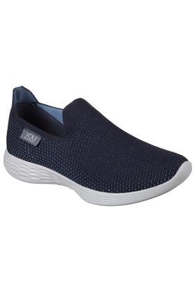 SKECHERSWomens Mesh Slipon Sports Shoes
