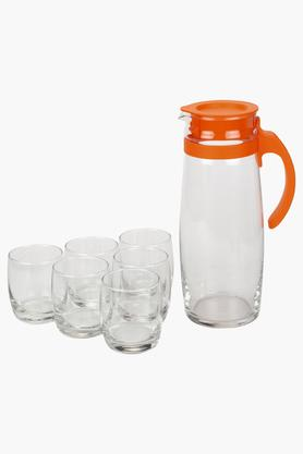 OCEANRound Jug And Glass Set Of 7