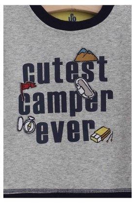 Kids Round Neck Assorted Sweatshirt