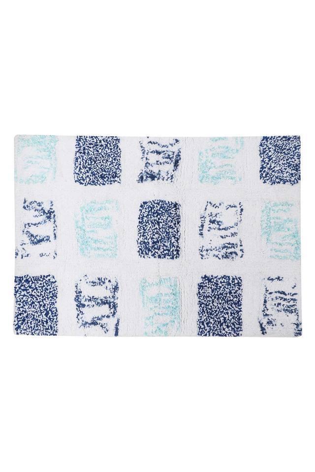 Rectangular Printed Bath Mat