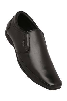 afc0fc53826 X LEE COOPER Mens Slip On Formal Shoes