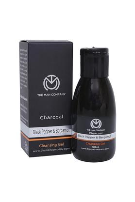 Mens Charcoal Cleansing Gel - 100ml