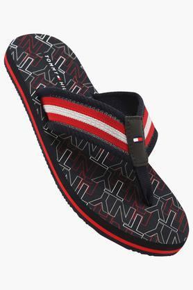 TOMMY HILFIGERMens Casual Wear Flip Flops