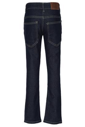 Boys 5 Pocket Rinse Wash Jeans