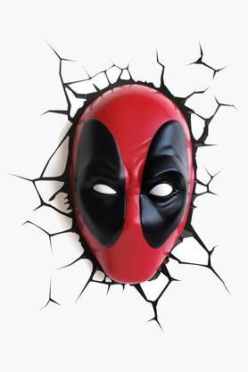 DREAM BEANS FX Deadpool Mask 3D Deco Light