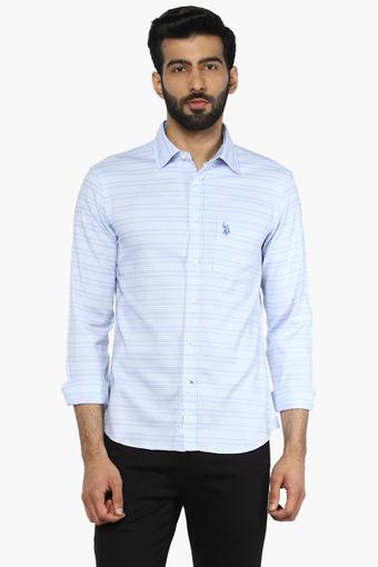 U.S. POLO ASSN. -  Sky Blue Shirts - Main