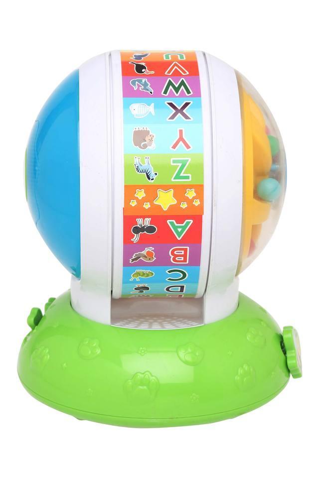 Unisex Scout Alphabet Zoo Ball