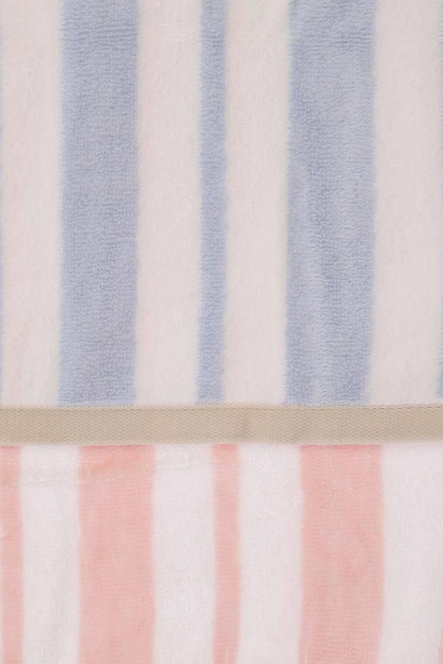 Cotton Striped Hand Towel - Set of 2