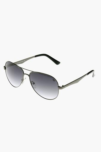 Unisex Aviator Polycarbonate Sunglasses - GM6072C09