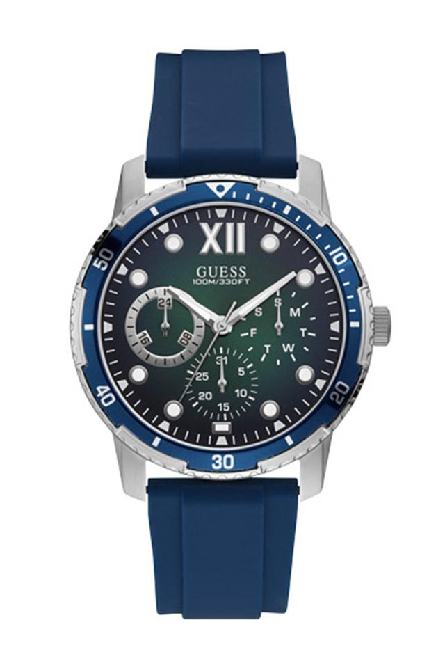 Mens Two Tone Dial Analogue Watch