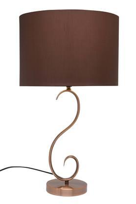 IVY William Antique Copper Electrical Table Lamp
