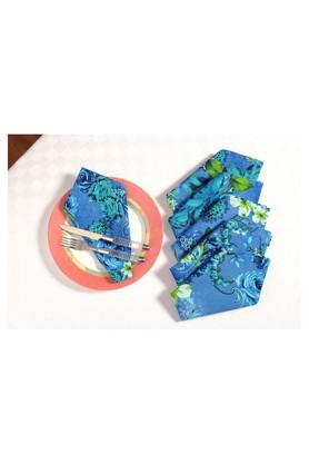 SWAYAMPrinted Dinner Napkin Set Of 6 - 204600064_9308