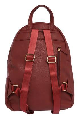Womens 2 Compartment Zipper Closure Backpack