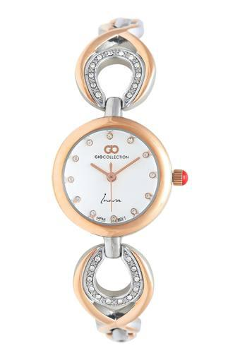 Womens Round Dial Analogue Watch - G2129-22