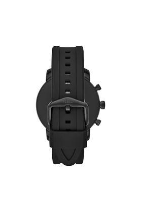 Mens Gen 4 Explorist HR Stainless Steel Silicone Touchscreen Smart Watch - FTW4018