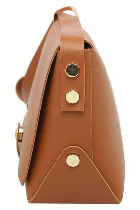 FEMINA FLAUNT - BrownBackpacks - 2