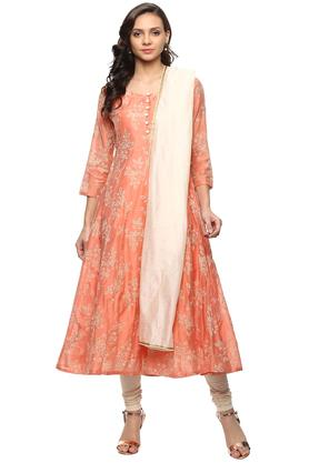 ce86282aec3dab Salwar Suits - Get Upto 50% Off on Salwar Kameez | Shoppers Stop