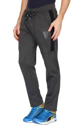Mens 4 Pocket Slub Track Pants