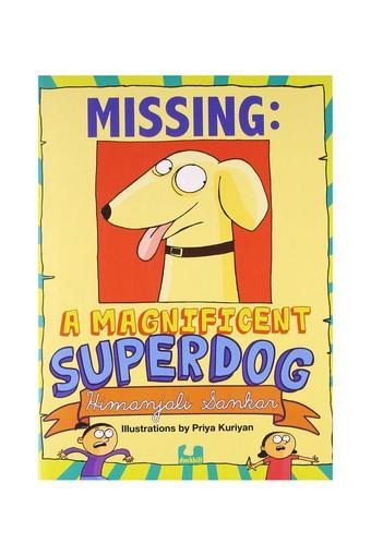 Missing: A Maginificent Superdog