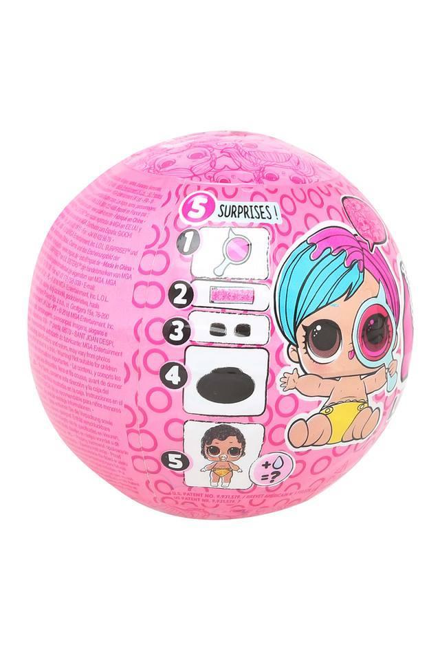 Kids Lol Surprise Lil Sisters Eye Spy Series Toy