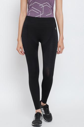 Womens Solid Tights