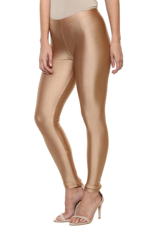 Womens Shimmer Leggings