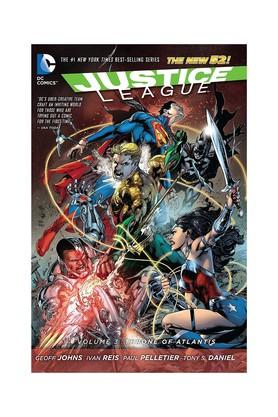 Justice League (The New 52): Throne of Atlantis: 3