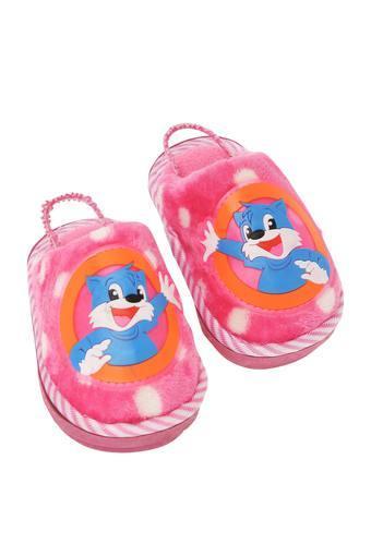 Tom Printed Bath Slippers