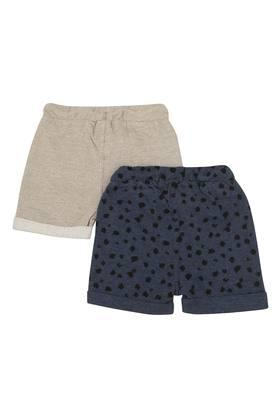 Boys Printed Shorts Pack of 2
