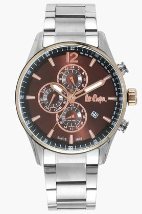 Mens Metallic Multi-Function Watch - LC06420540