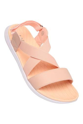 LIFE -  Peach Platform & Wedges - Main