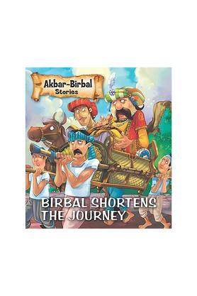 Birbal Shortens the Journey: Square Book Series