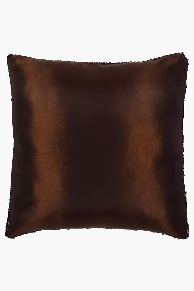 Square Sequin Cushion Cover