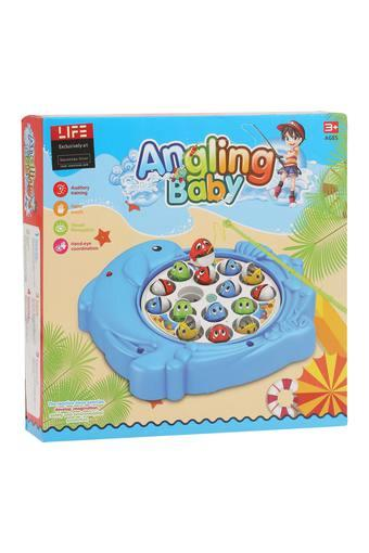 Kids Angling Baby Fishing Set