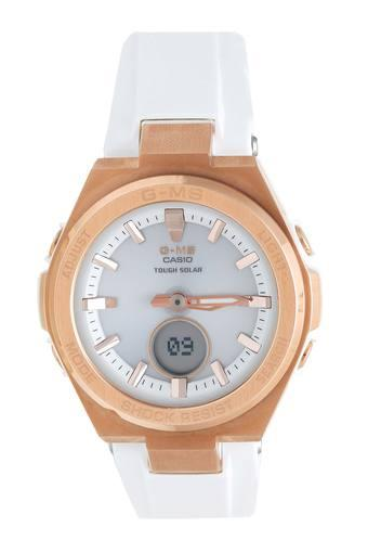 Womens Round Dial Analogue Digital Watch - BX129