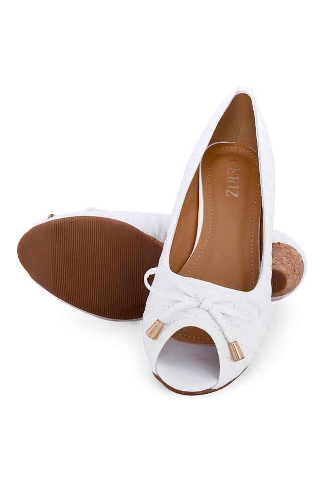 Womens Casual Wear Slip On Peep Toes