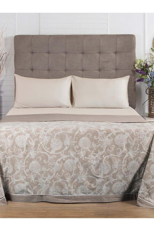 Opulent Print Double Duvet Cover with 2 Pillow Covers