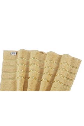 Bamboo Ultra Soft Pure Cotton Bath Towel - 600 GSM Beige