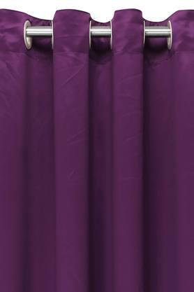 Blackout Solid Extra Large Door Curtain