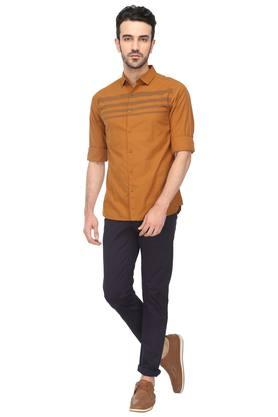 bdd3cc81d8d X LIFE Mens Striped Formal Shirt