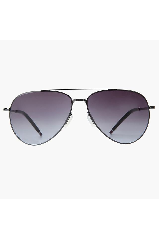 Mens Full Rim UV protected Lens Aviator Sunglasses - AZ60020C033