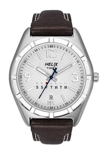 Mens Analogue Leather Watch - TW029HG06