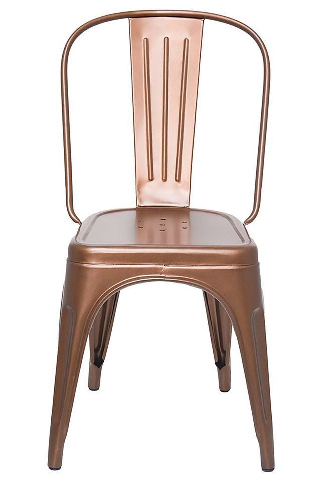 Golden Stylo Chair