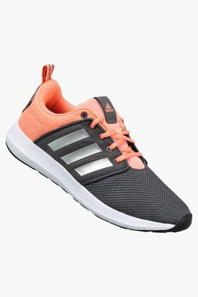 ADIDAS Mens Mesh Lace Up Sports Shoes - 203167640