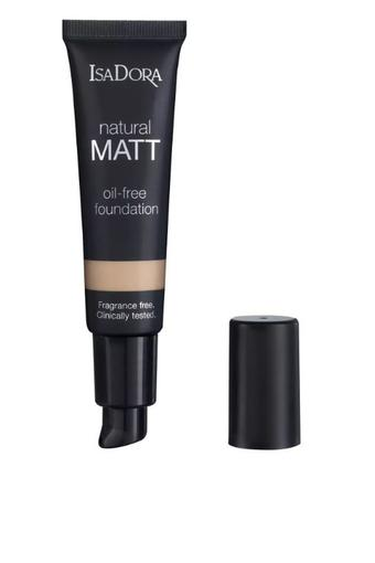 Natural Matte Oil Free Foundation