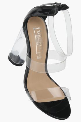TRUFFLE COLLECTIONWomens Party Wear Zipper Closure Heels