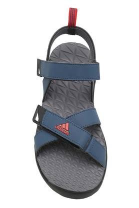Mens Causal Velcro Closure Sandals