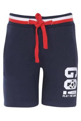 62dc552c1f7 X STOP Boys 2 Pocket Solid Shorts